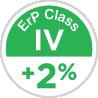 ErP Classe IV +2%