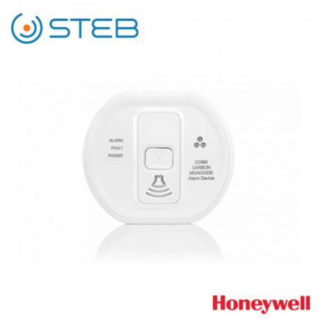 EVOHOME Security - Sensore monossido di carbonio wireless con sirena - CO8MS